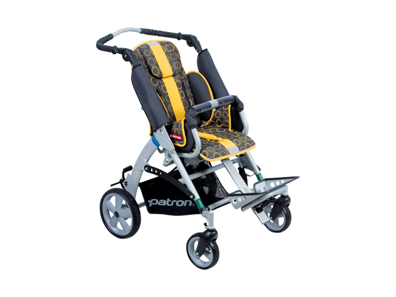 Patron Tom 5 Streeter Special Needs Stroller Sitwell