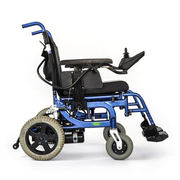 power-chair-blue-folding-2-pre-loved-second-hand-equipment-by-sitwell-technologies