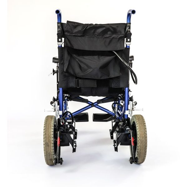 power-chair-blue-folding-4-pre-loved-second-hand-equipment-by-sitwell-technologies