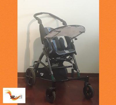 Patron Mini Special Needs Stroller with Tray