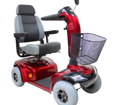 Mobility-Scooter-–-CTM-–-HS559-Red